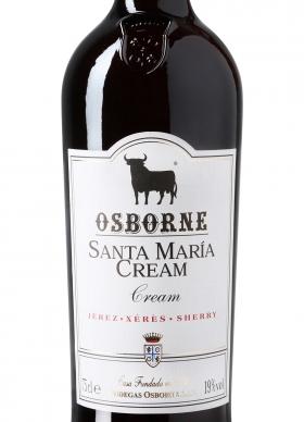Osborne Santa María Cream
