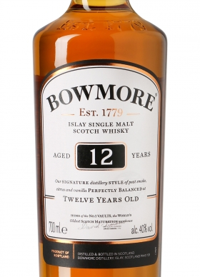 Bowmore 12 años Whisky