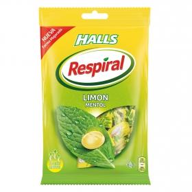 Caramelos sabor limón Respiral sin gluten 350 g.