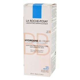 Crema BB Hydreane tono claro para pieles sensibles