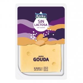 Queso Loncha Gouda Kaiku - Sin Lactosa 150 g.