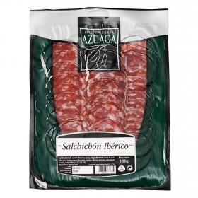 Salchichón Ibérico Azuaga 100 g.