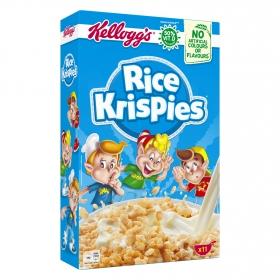 Cereales de arroz Rice Krispies Kellogg's 340 g.