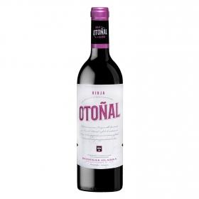 Vino D.O. Rioja tinto Otoñal 75 cl.