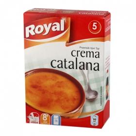 Preparado para Crema Catalana
