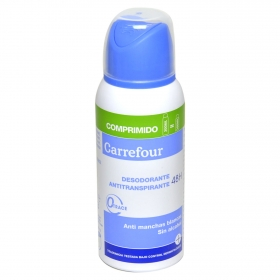 Desodorante antitranspirante 48h