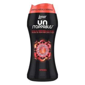 Suavizante concentrado spring perlas perfumadas Unstoppables Lenor 210 g.