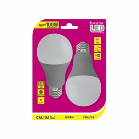 Bombillas LED Estándar 16W Casquillo E27