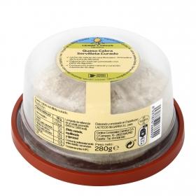 Queso curado enmohecido cabra Carrefour Calidad y Origen 280 g