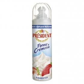 Nata montada Président spray 250 g.