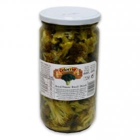 Brócoli primera en tarro Celorrio 400 g.