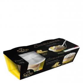 Limoncello con licor de limón Solo Italia pack de 2 unidades de 75g