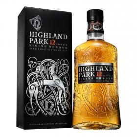 Whisky Highland Park escocés 12 años 70 cl.