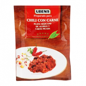 Salsa chili con carne Ubena 40 g.
