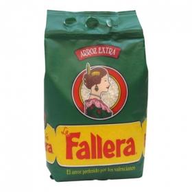 Arroz categoría extra La Fallera 2 kg.