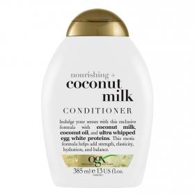 Acondicionador nutritivo con leche de coco