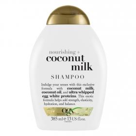 Champú nutritivo con leche de coco