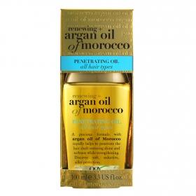 Aceite de argán de marruecos OGX 100 ml.