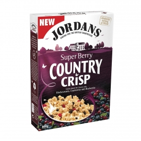 Cereales Super Berry Country Crisp