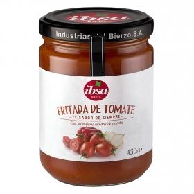 Fritada de tomate del bierzo frasco Ibsa 430 g.