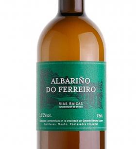 Albariño Do Ferreiro Blanco