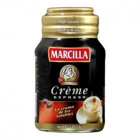 Café soluble Creme Express