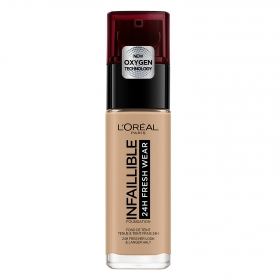 Base de maquillaje nº 220 Infalible 24H Fresh Wear L'Oreal 1 ud.