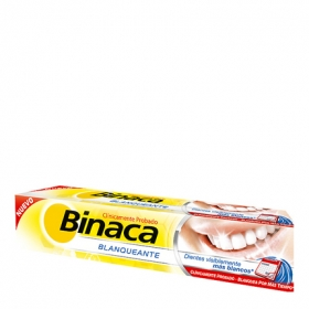 Dentífrico Blanqueante