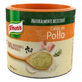 Caldo granulado de pollo Knorr 150 g.