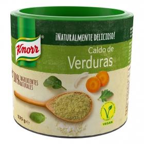 Caldo granulado de verduras Knorr 150 g.
