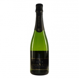 Cava Bonaval brut nature 75 cl.