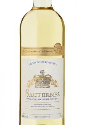La Cave d'Augustin Florent Sauternes Blanco 2016
