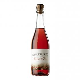 Vino Lambrusco rosado Campo di Fiori 75 cl.