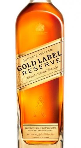 Johnnie Walker Whisky Gold Label Reserva