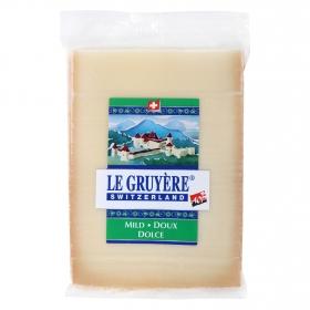 Queso gruyere Suizo A.O.C taco Le Gruyère 200 g