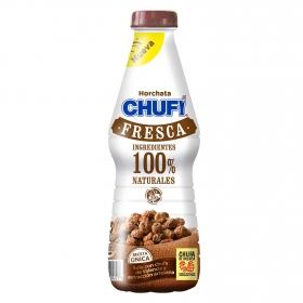 Horchata de chufa fresca ingrediente 100% naturales