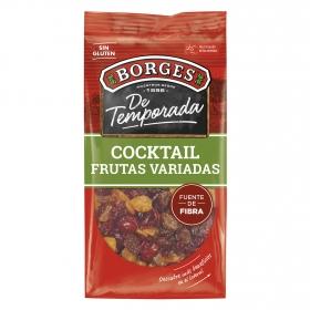 Cocktail de fruta variada Borges 200 g.