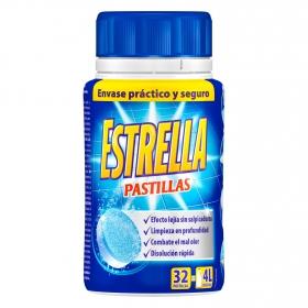 Lejia en pastillas para ropa Estrella 32 ud.
