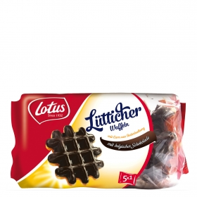 Gofres chocolate Lotus 287 g.