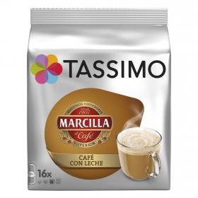 Café con leche cápsulas