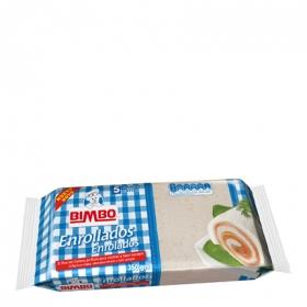 Pan enrrollados Bimbo 350 g.