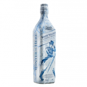 Whisky Johnnie Walker White Game of Thrones 700 ml.