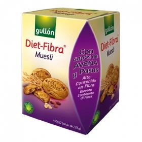 Galletas con fibra