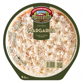 Pizza Margarita Casa Tarradellas 360 g.