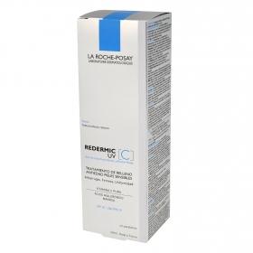 Crema antiarrugas Redermic C UV para pieles sensibles - 40 ml.
