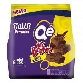 Mini brownies Mr.Brown 150 g.