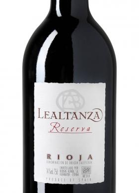 Lealtanza Tinto Reserva 2011