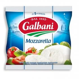 Queso mozzarella Italiana Galbani 125 g.