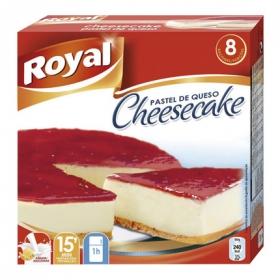 Preparado para pastel de queso