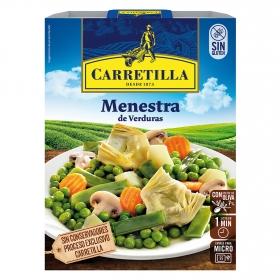 Menestra de Verdura Carretilla 240 g.
